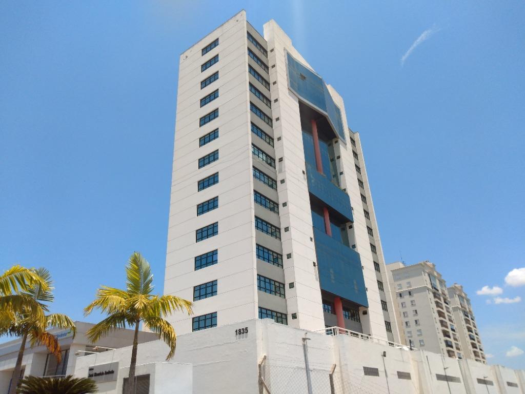 Sala para alugar, 90 m² por R$ 5.000,00/mês - Vila Brandina - Campinas/SP