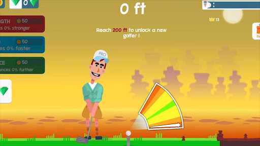 Golf Orbit For PC