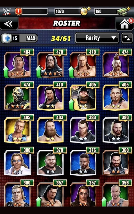 WWE Champions Free Puzzle RPG Screenshot 15