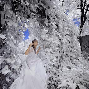 Beauty of Shinta by Nikon  Koesukax - People Portraits of Women