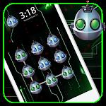 Alien Robot Icon