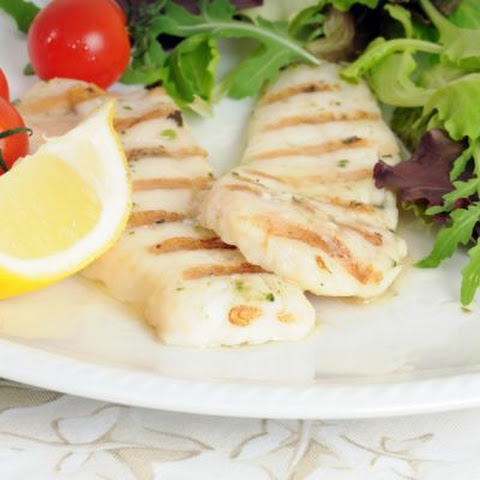 Grilled cod fish fillet recipes yummly for Cod fish fillet