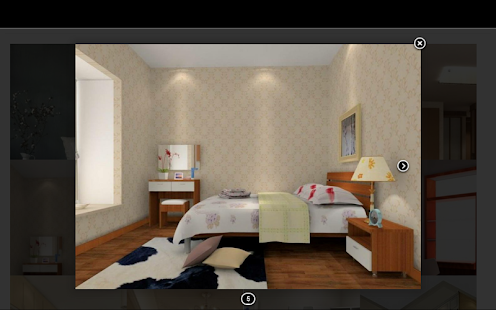 App 3d bedroom design apk for windows phone android for Design your bedroom app
