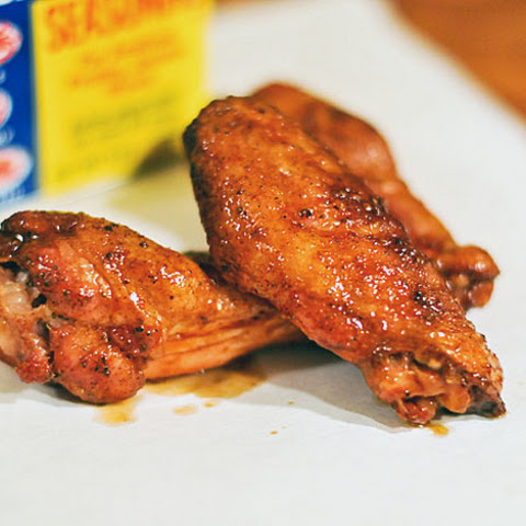 Oven-Fried Old Bay Wings