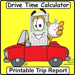 Drive Time Calculator For PC