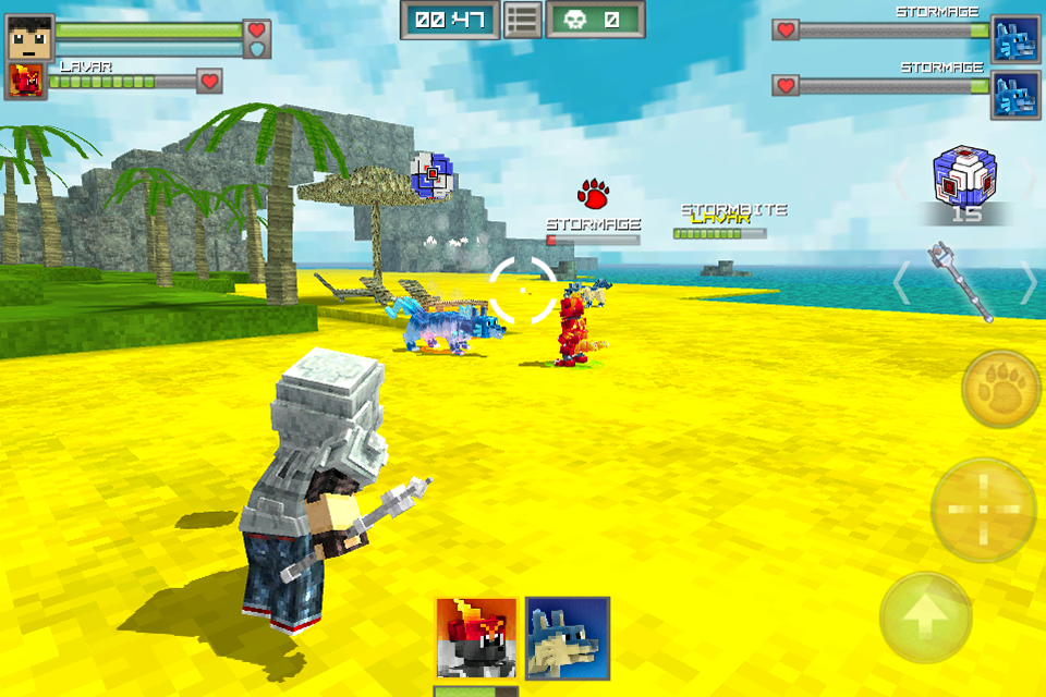 Pixelmon Hunter Screenshot 1