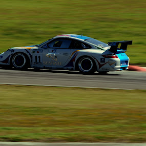 Porsche by Cristobal Garciaferro Rubio - Transportation Airplanes ( car, gt3, porsche, auatomobile, racing car, gt3 cup )