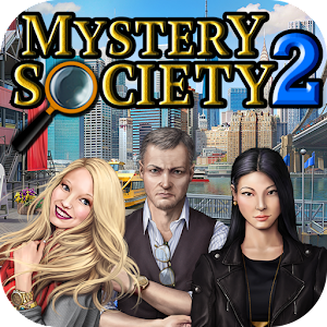 Mystery Society 2: Hidden Objects Games For PC (Windows & MAC)