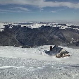 Romania - Sinaia - Cota 2000 by Aurel Sandu - Landscapes Mountains & Hills
