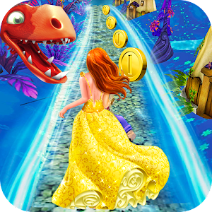 Princess Run -Temple Dragon Escape For PC / Windows 7/8/10 / Mac – Free Download
