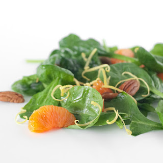 Spinach Salad With Mandarin Oranges And Pecans Recipes