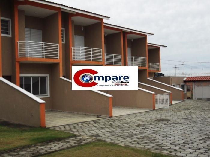 Casa 2 Dorm, Vila Barros, Guarulhos (SO1293)