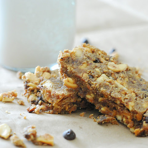 Peanut Butter Breakfast Bars - Low Carb