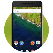 Download  Launcher for Nexus 6p  Apk
