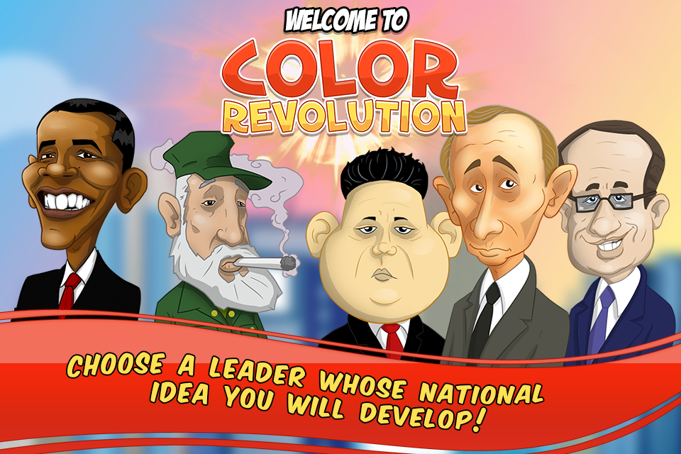 Strategy Color Revolution Screenshot 12