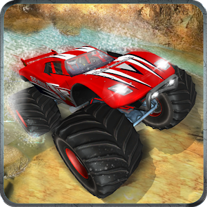 Monster Truck Offroad Super Racing Game