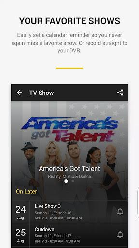 Peel Smart Remote TV Guide screenshot 3