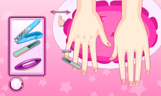 Fashion Nail Salon APK for Bluestacks