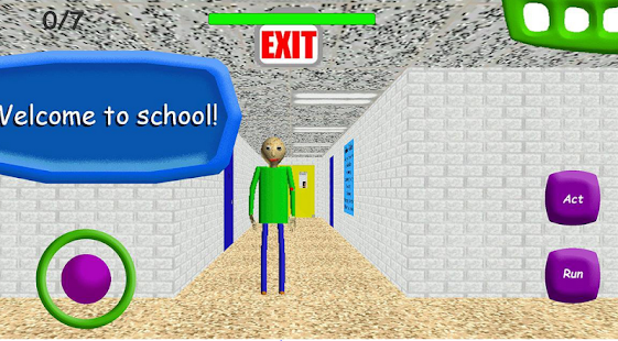 Scary School Basics In Learning & Education for pc