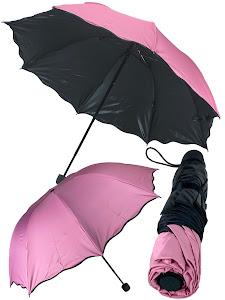 """Зонт """"Стандарт"""", розовый"""