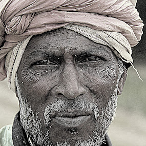 by Shrikrishna Bhat - People Portraits of Men ( face, people,  )