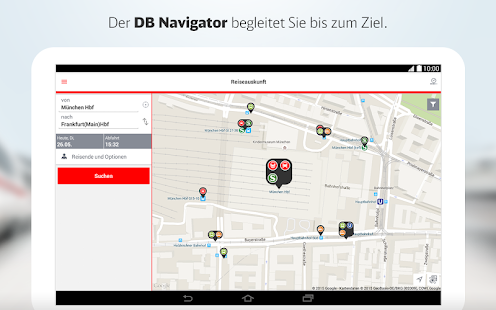 DB Navigator Screenshot