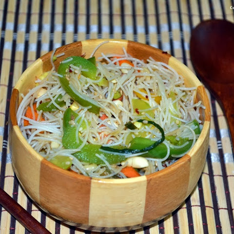 Stir Fry Rice Noodles