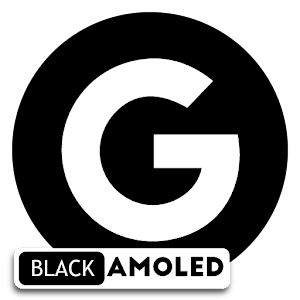 Pixel Black AMOLED UX - Icon Pack APK Cracked Download