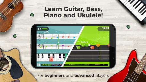 Yousician - Learn Guitar, Piano, Bass & Ukulele screenshot 2