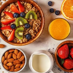 Download Healthy and easy breakfast For PC Windows and Mac