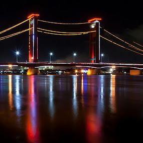 Ampera Bridge by GilaMoto GilaMoto - Novices Only Landscapes