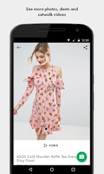 ASOS APK screenshot thumbnail 2