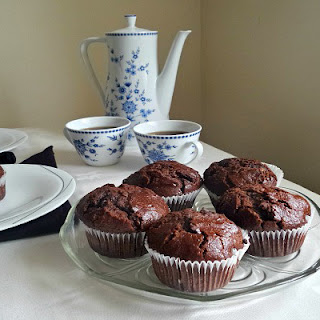 Chocolate Muffins With Cocoa Powder Recipes