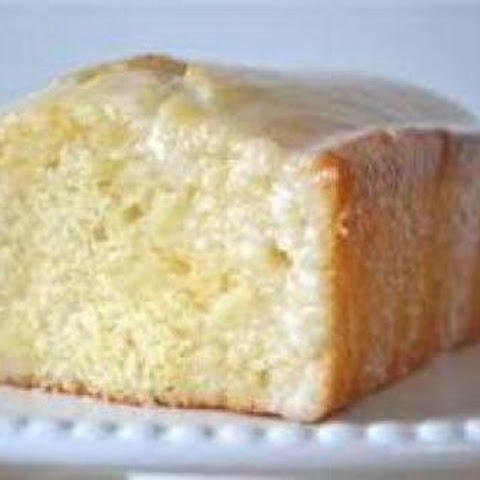 Starbucks Lemon Iced Pound Cake