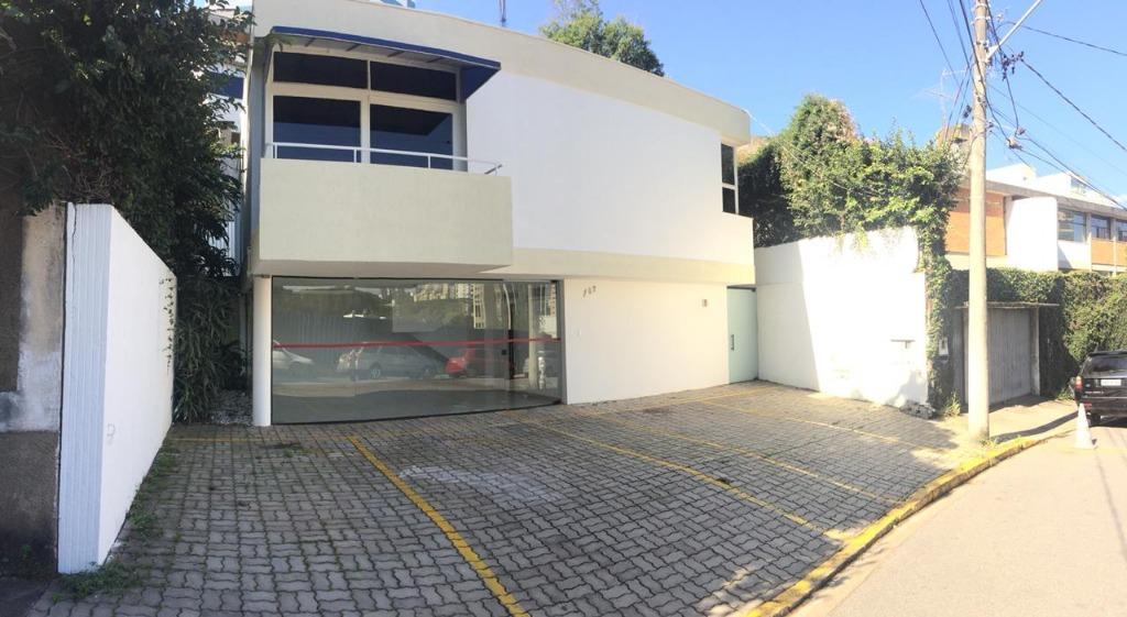 Casa comercial para locação, Chácara Urbana, Jundiaí.