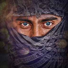 FLORENCE OF ARABIA by Angelito Cortez - People Portraits of Men