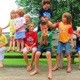 by Kirsi Bertolini - Babies & Children Children Candids