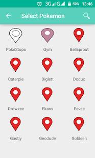 App Radar For Pokemon Go APK for Windows Phone