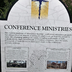 The express purpose of Mississippi Baptists' conference ministries program has always been to provide a setting in which God can lead His people to make life-changing spiritual decisions including ...