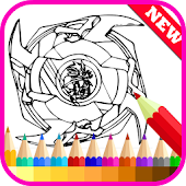 Download How Draw for Beyblade Fans APK on PC