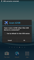 Screenshot of ADSB Receiver Pro