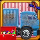 Truck Repair Mechanic Shop APK for Bluestacks