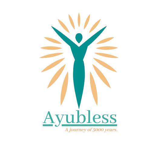 Ayubless Ayurveda, Sector 52, Sector 52 logo