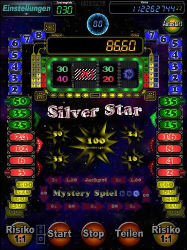 Silverstar von Sonderspiele - screenshot