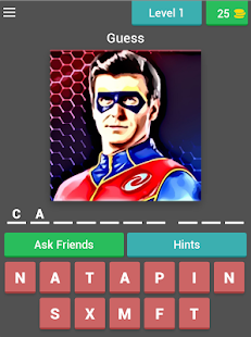 Henry Captain Danger Quiz