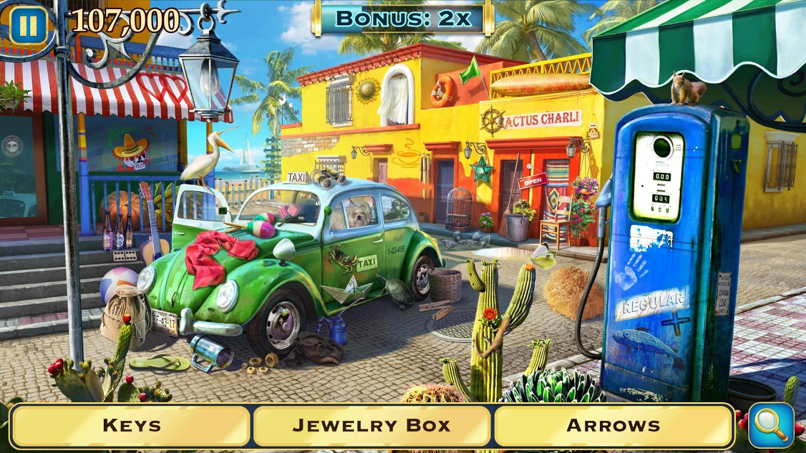 Pearl's Peril: Hidden Object Screenshot 4