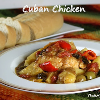 Cuban Chicken