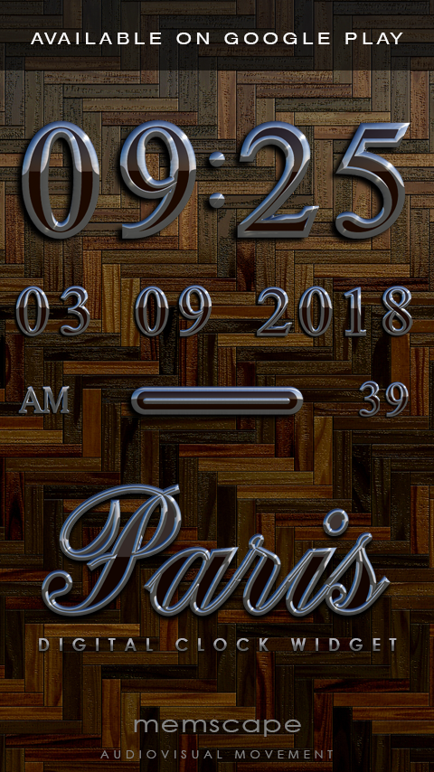 PARIS Next Launcher 3D Theme Screenshot 5