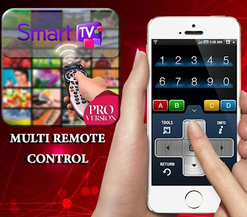 Tv remote control for lg - screenshot