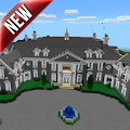 Alpine Mansion map for MCPE APK for Bluestacks